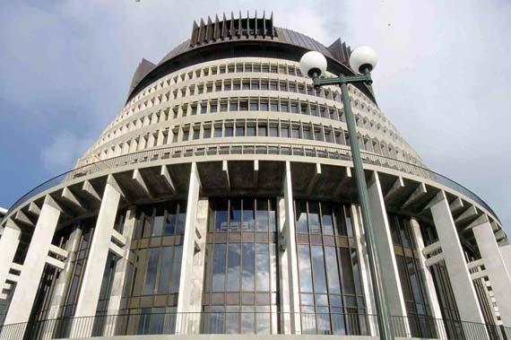 """Neuseeland, """"Bienenkorb"""" in Wellington ( Urlaub, Reisen, Lastminute-Reisen, Pauschalreisen )"""