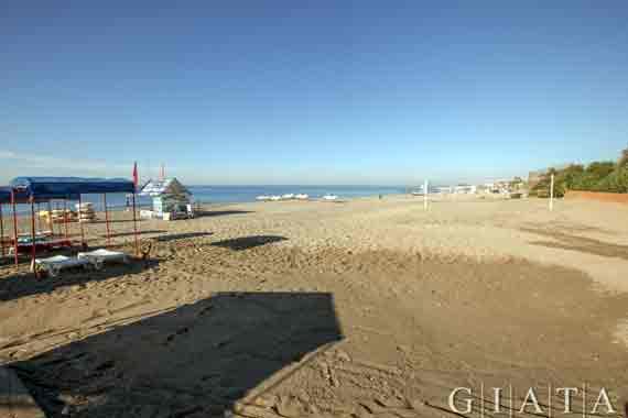 Urlaub Turkei Club Turtas Beach Hotel