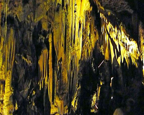 Dim-Höhle bei Alanya, Türkische Riviera, Türkei ( Urlaub, Reisen, Lastminute-Reisen, Pauschalreisen )
