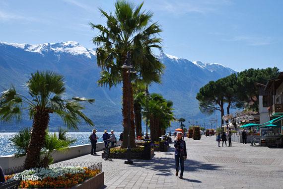 Limone sul Garda - Gardasee, Italien