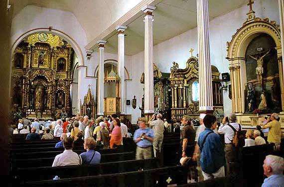 Kirche in Panama Stadt ( Urlaub, Reisen, Lastminute-Reisen, Pauschalreisen )