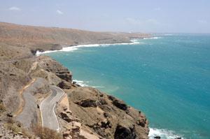 Kanaren, Gran Canaria, Küstenstrasse ( Urlaub, Reisen, Lastminute-Reisen, Pauschalreisen )