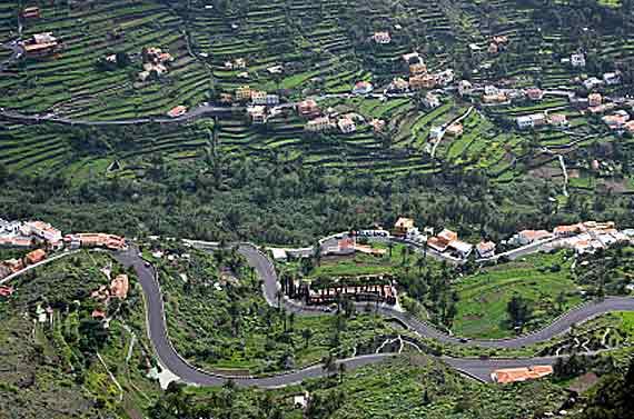 Kanaren, La Gomera - Tal Gran Rey ( Urlaub, Reisen, Last-Minute-Reisen, Pauschalreisen )