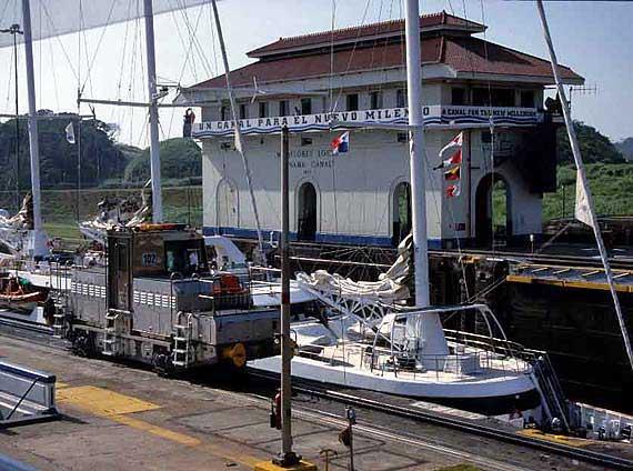 Panama - Panamakanal ( Urlaub, Reisen, Lastminute-Reisen, Pauschalreisen )