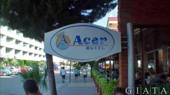 Hotel Acar - Alanya- Obagöl, Türkische Riviera, Türkei ( Urlaub, Reisen, Lastminute-Reisen, Pauschalreisen )