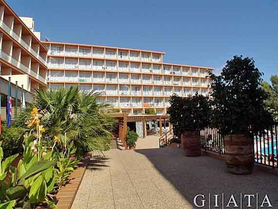 Clubhotel Valentin Park - Paguera (Peguera), Mallorca  ( Urlaub, Reisen, Lastminute-Reisen, Pauschalreisen )