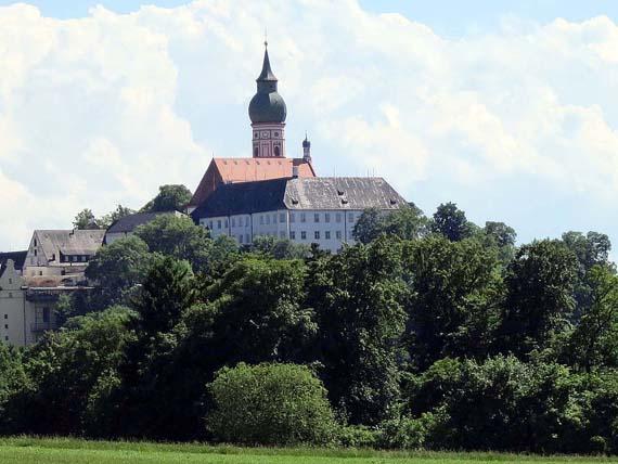Oberbayern, Kloster Andechs am Ammersee (Urlaub, Reisen, Last-Minute-Reisen, Pauschalreisen)