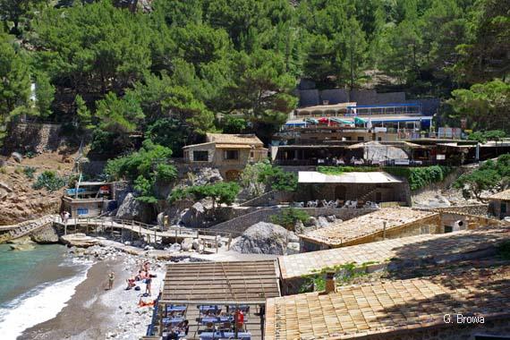 Balearen, Mallorca - Sa Calobra, Bucht Cala de Calobra ( Urlaub, Reisen, Lastminute-Reisen, Pauschalreisen )