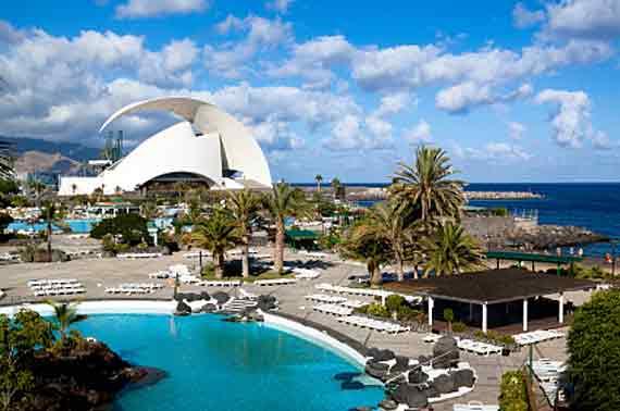 Kanaren, Teneriffa - Santa Cruz de Tenerife ( Urlaub, Reisen, Lastminute-Reisen, Pauschalreisen )
