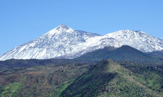 Kanaren, Teneriffa - 3717 m hoher Vulkan Teide (dem höchsten Berg Spaniens) ( Urlaub, Reisen, Lastminute-Reisen, Pauschalreisen )