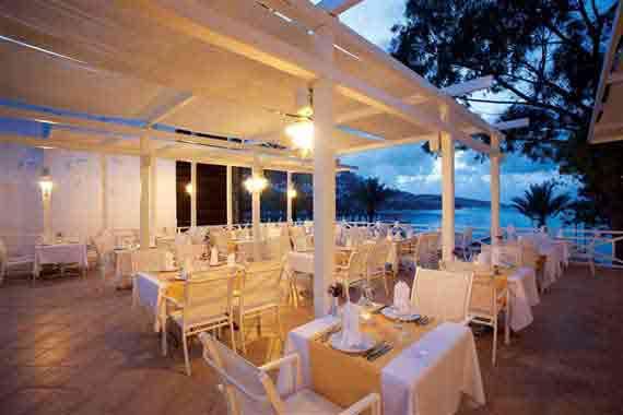 Hotel Voyage Türkbükü Fischrestaurant - Halbinsel Bodrum, Türkei Südägäis ( Urlaub, Reisen, Lastminute-Reisen, Pauschalreisen )