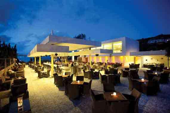 Hotel Voyage Türkbükü Beach Bar - Halbinsel Bodrum, Türkei Südägäis ( Urlaub, Reisen, Lastminute-Reisen, Pauschalreisen )