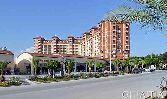 Hotel Villa Side Residence - Side-Kumköy, Türkische Riviera, Türkei ( Urlaub, Reisen, Lastminute-Reisen, Pauschalreisen )