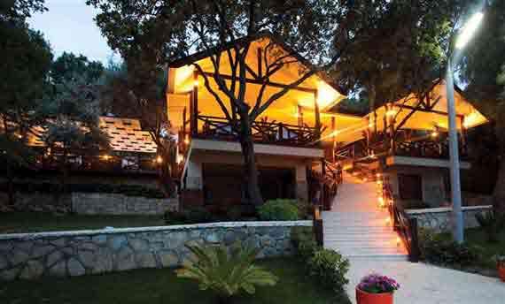 Hotel Voyage Türkbükü Kebabistan-Restaurant - Halbinsel Bodrum, Türkei Südägäis ( Urlaub, Reisen, Lastminute-Reisen, Pauschalreisen )