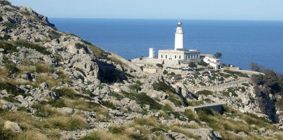 Mallorca, Leuchtturm auf Cap de Formentor ( Urlaub, Reisen, Lastminute-Reisen, Pauschalreisen )