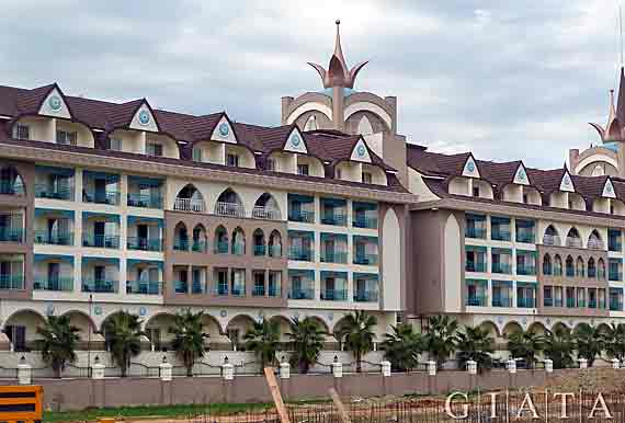 Hotel Side Crown Palace - Side-Evrenseki, Türkische Riviera, Türkei ( Urlaub, Reisen, Lastminute-Reisen, Pauschalreisen )