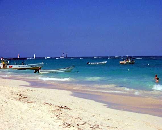 Strand Punta Cana, Dom. Republik (Urlaub, Reisen, Last-Minute-Reisen)