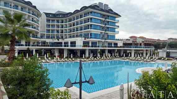 Hotel Commodore Side Evrenseki