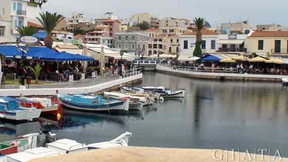 Agios Nikolaos, Kreta, Griechischel Insel, Kykladen Inseln ( Urlaub, Reisen, Lastminute-Reisen, Pauschalreisen )