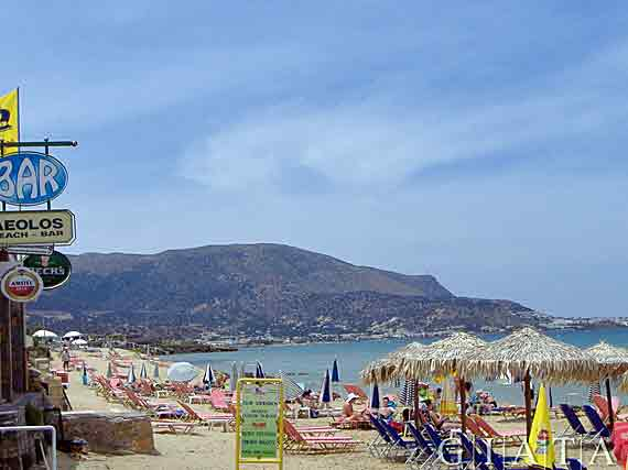 Malia, Kreta, Griechischel Insel, Kykladen Inseln ( Urlaub, Reisen, Lastminute-Reisen, Pauschalreisen )
