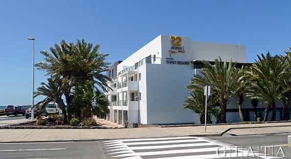 R2 design hotel bahia playa tarajalejo fuerteventura for Designhotel fuerteventura
