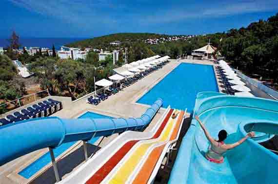 Hotel Voyage Türkbükü Pool - Halbinsel Bodrum, Türkei Südägäis ( Urlaub, Reisen, Lastminute-Reisen, Pauschalreisen )