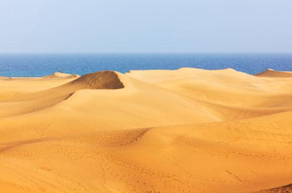 Kanaren, Gran Canaria, Maspalomas Dünen ( Urlaub, Reisen, Lastminute-Reisen, Pauschalreisen )