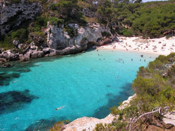 Menorca - Macarelleta Beach ( Urlaub, Reisen, Lastminute-Reisen, Pauschalreisen )