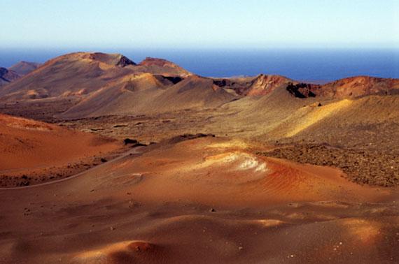 Kanaren, Lanzarote - Timanfaya National Park ( Urlaub, Reisen, Lastminute-Reisen, Pauschalreisen )