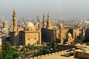 Ägypten, Kairo - Sultan Hassan Moschee ( Urlaub, Reisen, Lastminute-Reisen, Pauschalreisen )
