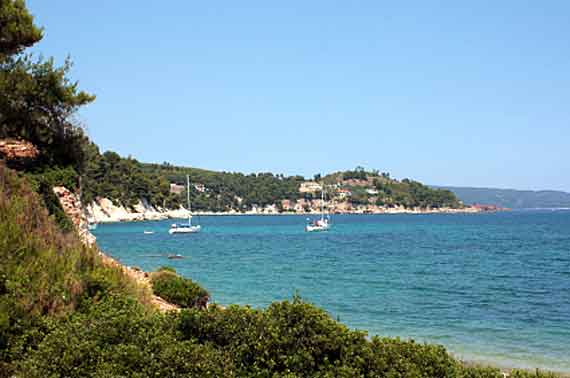 Griechische Insel Alonissos (Sporaden Inseln) ( Urlaub, Reisen, Lastminute-Reisen, Pauschalreisen )