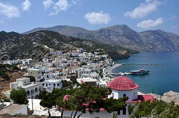 Griechische Insel Karpathos, Dodekanes Inseln ( Urlaub, Reisen, Lastminute-Reisen, Pauschalreisen )