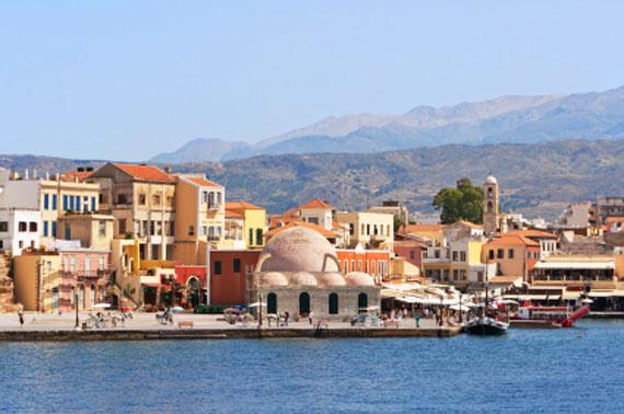 Chania , Kreta, Griechischel Insel, Kykladen Inseln ( Urlaub, Reisen, Lastminute-Reisen, Pauschalreisen )