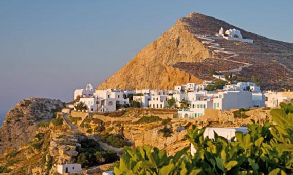 Griechische Insel Folegandros (Kykladen Inseln) ( Urlaub, Reisen, Lastminute-Reisen, Pauschalreisen )