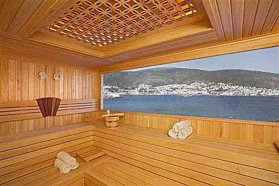 Hotel Voyage Bodrum Sauna - Halbinsel Bodrum, Türkei Südägäis (  Urlaub, Reisen, Lastminute-Reisen, Pauschalreisen )
