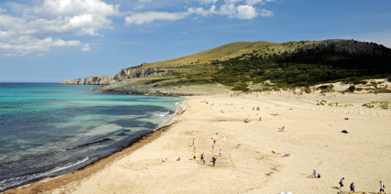 Mallorca, Cala Mesquida ( Urlaub, Reisen, Lastminute-Reisen, Pauschalreisen )