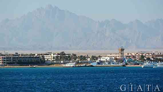 Hurghada am Roten Meer, Ägypten ( Urlaub, Reisen, Pauschalreisen, Last Minute Reisen )