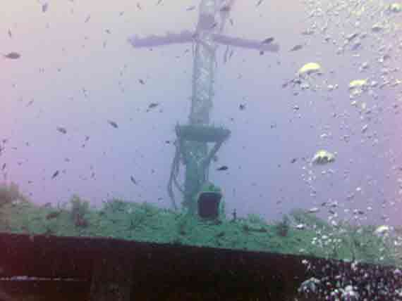 Wrack im Roten Meer, Ägypten ( Urlaub, Reisen, Lastminute-Reisen, Pauschalreisen )