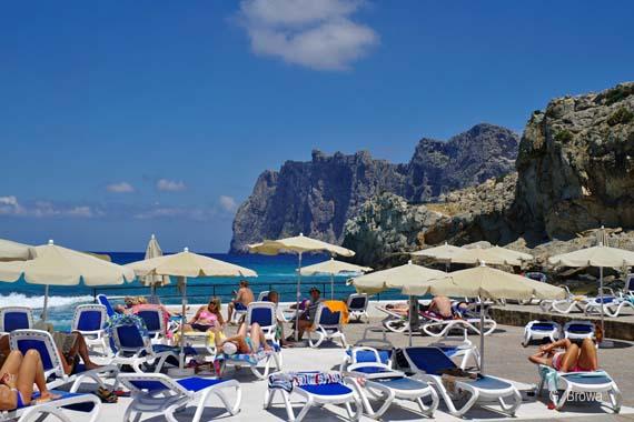 Cala de Sant Vicenc (Cala San Vincente) - Cala Barques, Mallorca, Balearen, Spanien ( Urlaub, Reisen, Lastminute-Reisen, Pauschalreisen )