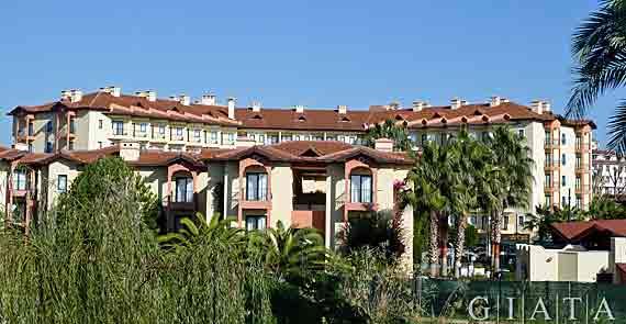 Hotel Miramare Queen, Side-Kumköy, Türkische Riviera, Türkei ( Urlaub, Reisen, Lastminute-Reisen, Pauschalreisen )