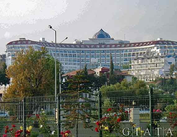 Hotel Side Prenses Resort & Spa - Side, Türkische Riviera, Türkei ( Urlaub, Reisen, Lastminute-Reisen, Pauschalreisen )