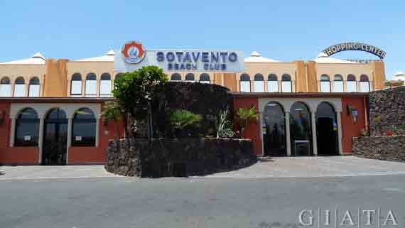 Sotavento Beach Club - Costa Calma, Fuerteventura, Kanaren ( Urlaub, Reisen, Lastminute-Reisen, Pauschalreisen )