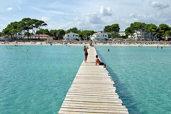 Hotel Albufera Playa