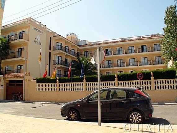 Hotel Amoros – Cala Ratjada, Mallorca ( Urlaub, Reisen, Lastminute-Reisen, Pauschalreisen )