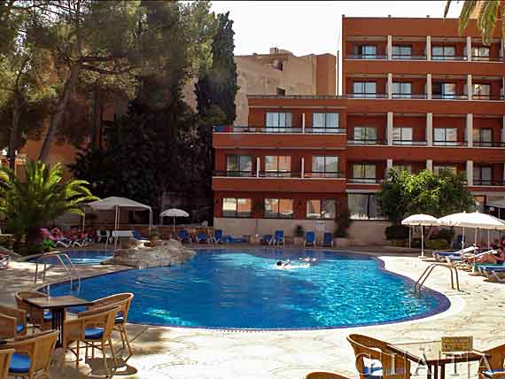 Hotel Madrigal Mallorca Paguera