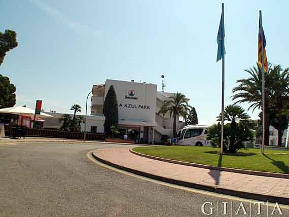 Inturotel Cala Azul Park  - Cala d´Or, Mallorca (  Urlaub, Reisen, Lastminute-Reisen, Pauschalreisen )