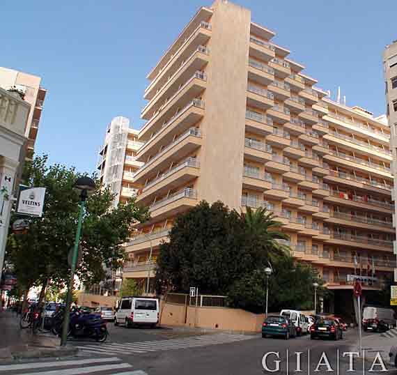 Hotel Bahia de Palma - El Arenal, Playa de Palma, Mallorca ( Urlaub, Reisen, Pauschalreisen, Last Minute Reisen )