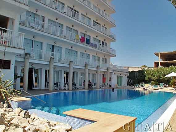Hotel Bella Mar (Bellamar) - Cala Ratjada, Mallorca (  Urlaub, Reisen, Lastminute-Reisen, Pauschalreisen )