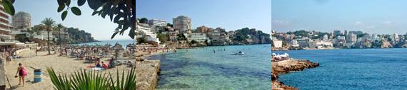 Cala Mayor (Cala Major), Mallorca, Balearen ( Urlaub, Reisen, Lastminute-Reisen, Pauschalreisen )