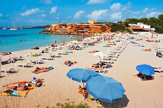 Balearen, Formentera - Cala Soana Beach ( Urlaub, Reisen, Lastminute-Reisen, Pauschalreisen )